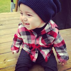 My Skater baby boy- Baby fashion Hipster baby Find all his cute gear hipbabiesunite.com & http://instagram.com/meli_pin