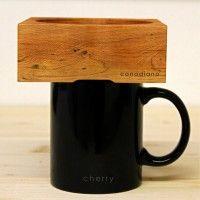 Houten koffiefilter | Lifestyle Blog