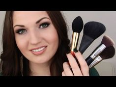 My Top Makeup Brushes by MissChievous.  Check out her videos they are wonderful!