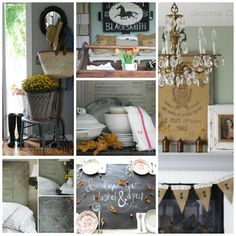 Fall Decorating Ideas {Finding Fall Favorites} | Jeanne Oliver