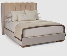 Sojara Upholstered Bed |Coraggio