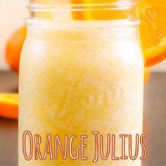 Orange Julius – A Helping of Happy