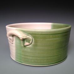 "Bake your favorite recipe right in this dish.  8"" wide X 3-4"" tall"