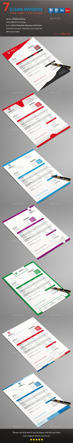 Simple Invoice Simple, Photoshop and Cleanses - invoice simple