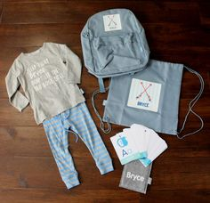 The cutest personalized products from @stuckonyouaust and a giveaway!