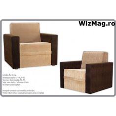Fotoliu fix Dofa pret redus WIZ 0033 Wiz, Recliner, Armchair, Lounge, Storage, Furniture, Home Decor, Chair, Sofa Chair