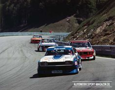 AUTOMOBILSPORT reports quarterly about historic racing cars and famous motorsport peronalities, major historic motorsport events and racing milestones from past decades. Motorsport Events, Ford Motorsport, Ford Capri, Bmw Classic, Ford Gt, Road Racing, Le Mans, Custom Cars, Touring