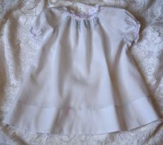 The Old Fashioned Baby Sewing Room: Baby Rose View 3