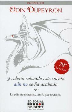 Se que tenía este libro, pero no lo encuentro... quiza lo presté.  :: gandhi :: Y COLORIN COLORADO ESTE CUENTO AUN NO SE HA ACABADO