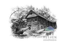 Výsledok vyhľadávania obrázkov pre dopyt obrazy drevenice