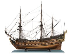 Dutch Ship of the Line,1665; 76 guns  - National Maritime Museum