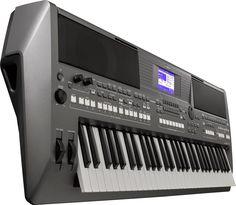 New Yamaha PSR-S670, PSR-S770 and PSR-S970 arranger keyboards - Audiofanzine