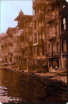 Arnavutköy - 1970'ler, İstanbul, Türkiye