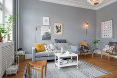 sovrum grå väggar - Sök på Google
