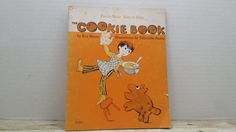 The Cookie Book 1973 Eva Moore Talivaldis by RandomGoodsBookRoom