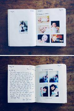 BABY BOOK IDEA. <3