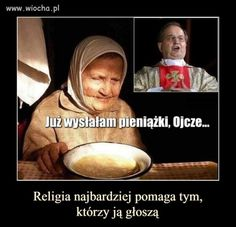 Wiocha.pl - absurdy internetu Memes, Sarcasm, Poland, Haha, Geek Stuff, Peace, Humor, Movie Posters, Chistes