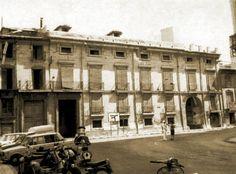 palacio Conde de Floridablanca, hoy converido en el Hotel Arco de San Juan