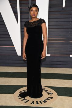 Jennifer Hudson. See what all the stars wore to the Academy Awards' biggest after party.