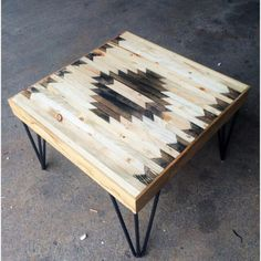 Square Coffee Tables, Pallet Wood Tables, Modern Coffee Tables, Upcycled Wood Tables, Small Wooden Tables, Wooden Coffee Tables, Table by RobertsonCheney on Etsy https://www.etsy.com/uk/listing/473228528/square-coffee-tables-pallet-wood-tables
