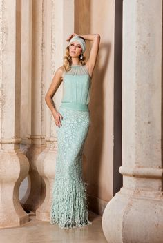 Uno de mis vestidos favoritos de Sonia Peña . Ref: 1150005