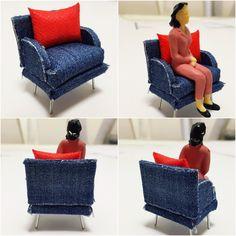armchair model 😂😎  very comfortable 💪🏼