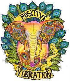 positive vibrations #hippie #love