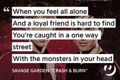 https://genius.com/Savage-garden-crash-and-burn-lyrics