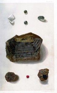 Science - Gems and Minerals -  Precious stones North America - 1 (1)