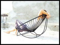 mecedora silla rocking chair diseño design decoración decoration relax miraquechulo