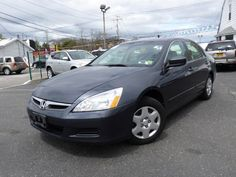 2007 Honda Accord LX - $6,995