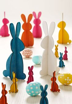 Slot together Multiplicity decorations from Design Ideas