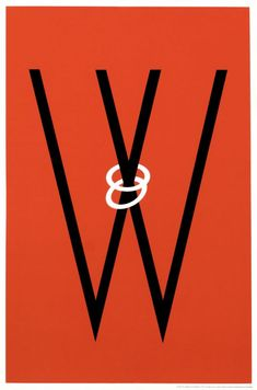 """The Letter """"W"""" by Mendell, Pierre 