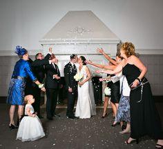 #weddings #wchicago #wchicagocitycenter #confetti #chicagoweddings