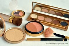 Jane Iredale Makeup - Just started using this true mineral make-up because my skin is becoming more & more sensitive.  Even happier I did after reading this!