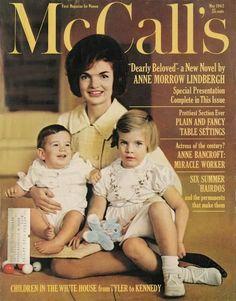 McCall's Magazine May 1962