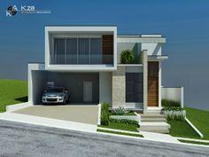 KZA Arquitetos Associados: RESIDÊNCIA 01- Condominio Morada das Nascentes- Valinhos SP