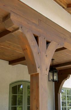 49 Ideas For House Exterior Porch Beams