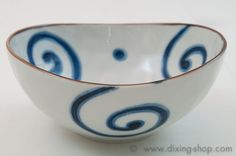 Porzellan Schale Japan Schüsseln Obstschale Salatschale Müslischale Tee teabowl