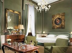 Hotel Helvetia & Bristol: Luxury hotel in central Florence | Cultural Italy