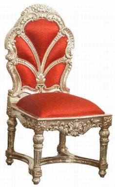 Silver Chair ( Silver Furniture ) ( Silver Chair ( Silver Furniture ))