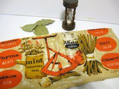 Keen as Mustard Vintage Kitchen by Jude on Etsy