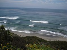 Encinitas, CA I Love La, My Dream Came True, California Dreamin', See It, West Coast, Places To Go, Explore, Vacation, Beach