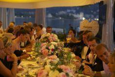 Laetitia and Claude sunset wedding on the Lake Como | WeddingItaly | The blog