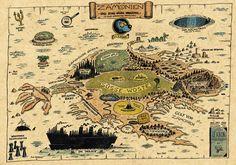 Dita D'Inchiostro: Le tredici vite e mezzo del Capitano Orso Blu: entrate nel fantastico mondo di Zamonia!