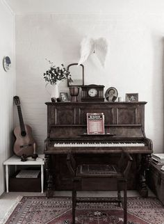 I want a house full of music...