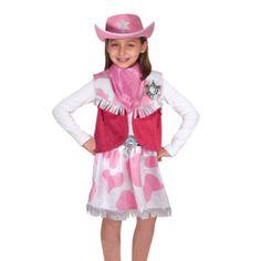 Sheriff Callie inspired costume