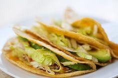 Cheese Tacos Recipe | Simply Recipes
