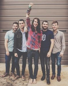 Mayday Parade. I fell in love with the mong ago and their concert made me fall further. One of my all time favorite bands ever! I would go see them again for sure :)
