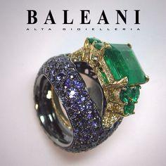 Discover the World of BALEANI ALTA GIOIELLERIA viale Ceccarini,39 Riccione +390541693277 www.baleanigioielli.it info@baleanigioielli.it